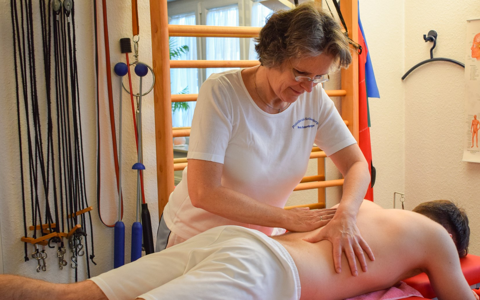 Beate Rothenberger Physiotherapie